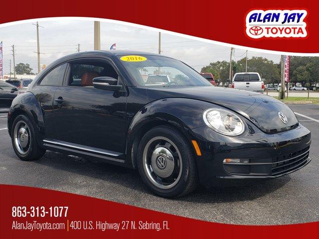Used 2016 Volkswagen Beetle Coupe in Sebring, FL