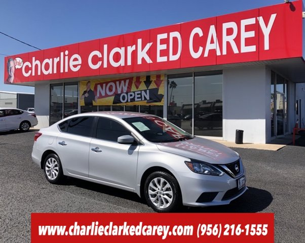2019 Nissan Sentra SV SV CVT *Ltd Avail* Regular Unleaded I-4 1.8 L/110 [17]