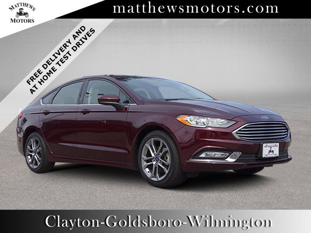 Used 2019 Ford Fusion in Clayton , NC