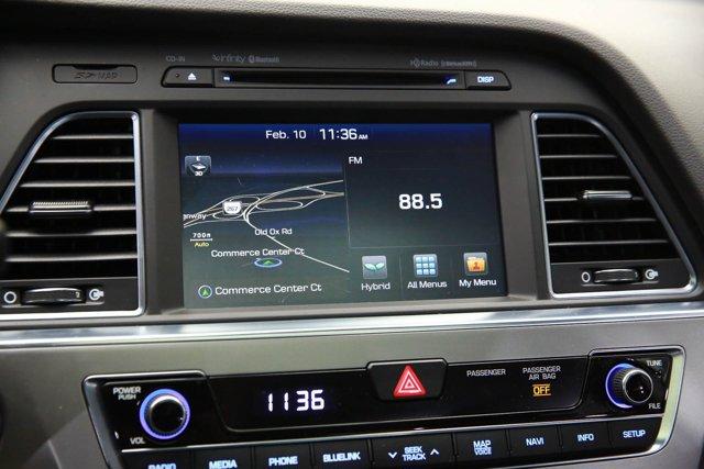 2017 Hyundai Sonata Hybrid for sale 125172 16