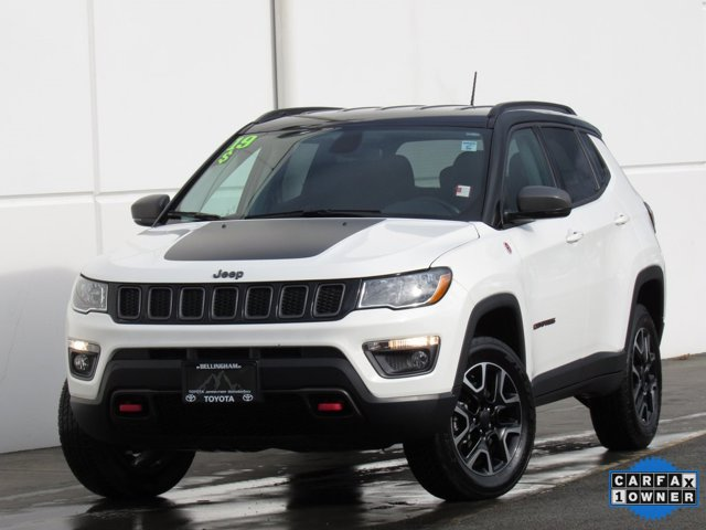 Used 2019 Jeep Compass in Bellingham, WA