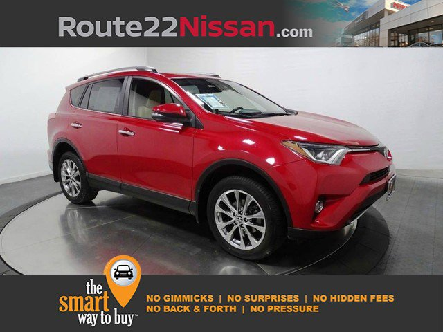2017 Toyota RAV4 Limited Limited AWD Regular Unleaded I-4 2.5 L/152 [9]