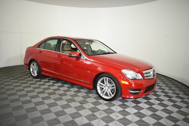 Used 2012 Mercedes-Benz C-Class in Lake City, FL