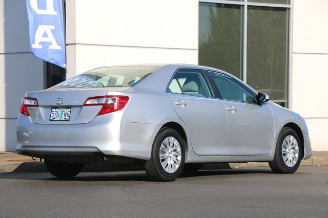Used 2012 Toyota Camry 4dr Sdn I4 Auto LE
