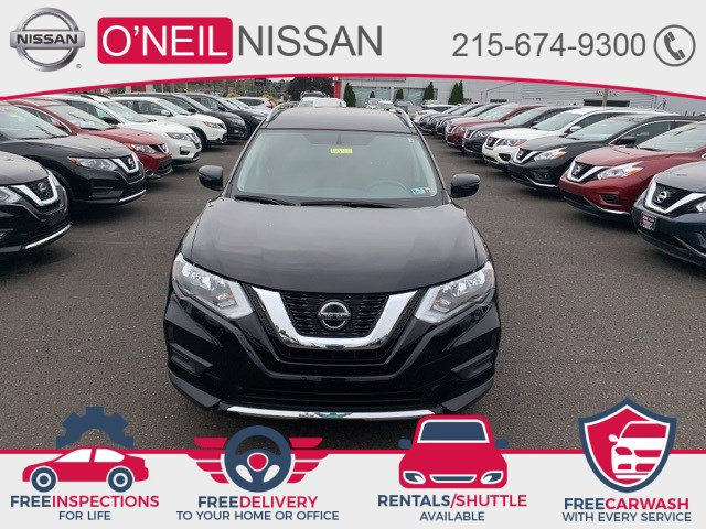 2018 Nissan Rogue SV AWD SV Regular Unleaded I-4 2.5 L/152 [14]