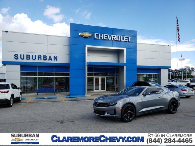 New 2019 Chevrolet Camaro in Claremore, OK