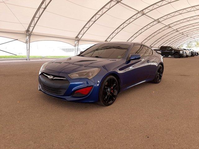 2016 Hyundai Genesis Coupe 3.8  Premium Unleaded V-6 3.8 L/231 [18]