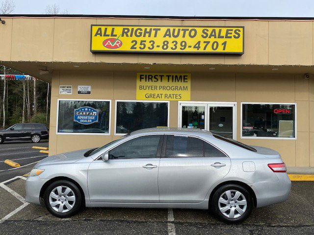 Used 2010 Toyota Camry in Federal Way, WA