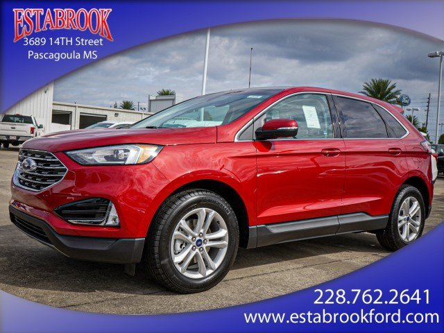 New 2020 Ford Edge in Pascagoula, MS