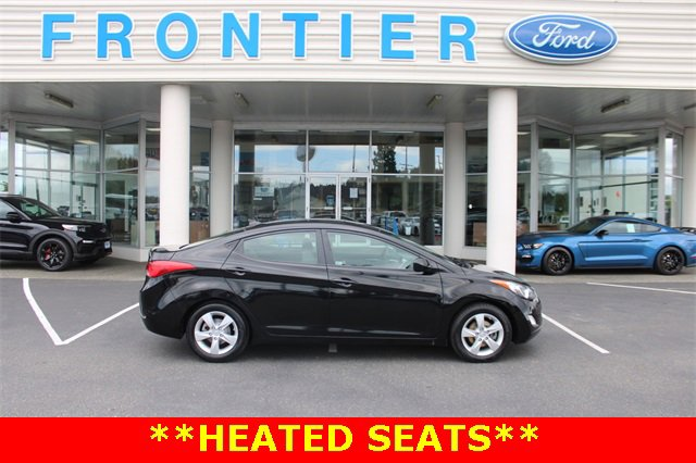 Used 2013 Hyundai Elantra in Anacortes, WA