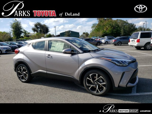 New 2020 Toyota C-HR in DeLand, FL