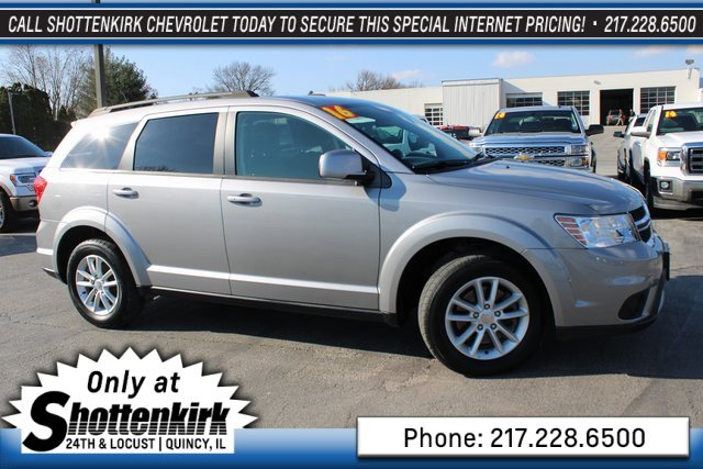 Used 2016 Dodge Journey in Quincy, IL