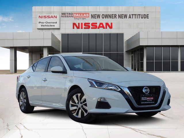 2020 Nissan Altima 2.5 S 2.5 S Sedan Regular Unleaded I-4 2.5 L/152 [13]