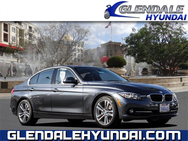 Used 2017 BMW 3 Series in Glendale, CA