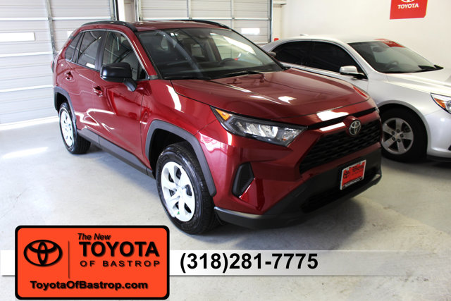 New 2020 Toyota RAV4 in Bastrop, LA