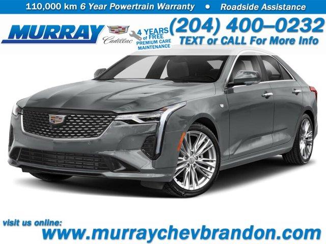 2020 Cadillac CT4 Premium Luxury 4dr Sdn Premium Luxury Turbocharged I4 2.0L/ [0]