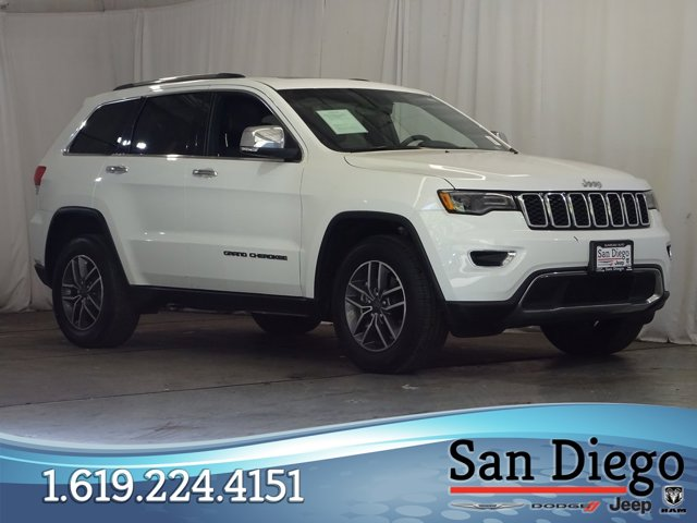 Used 2019 Jeep Grand Cherokee in San Diego, CA