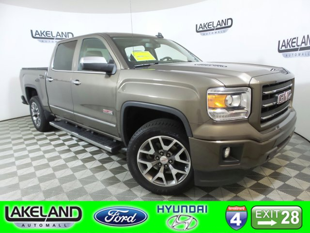 Used 2015 GMC Sierra 1500 in Lakeland, FL