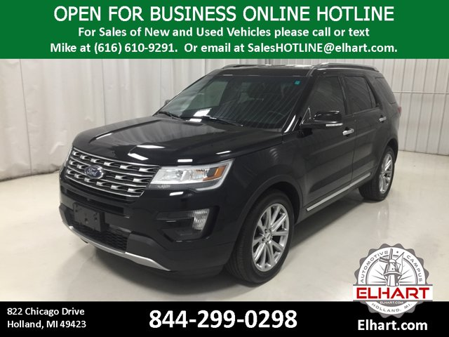 Used 2016 Ford Explorer in Holland, MI