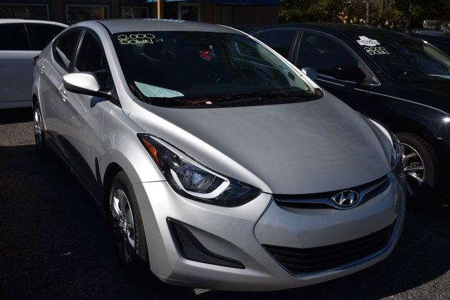 Used 2016 Hyundai Elantra in Waycross, GA