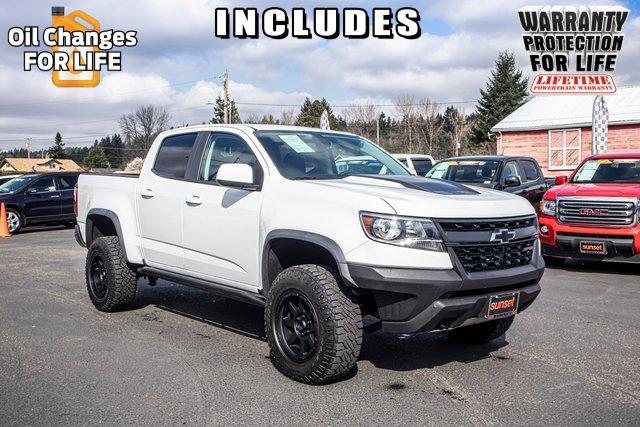 Used 2019 Chevrolet Colorado in Sumner, WA