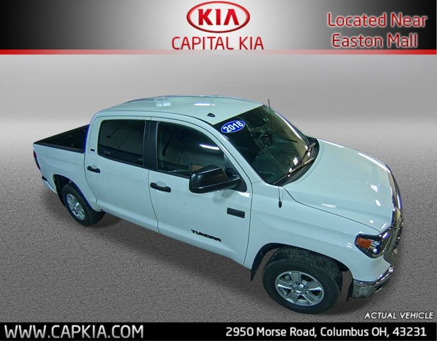 Used 2018 Toyota Tundra in Columbus, OH
