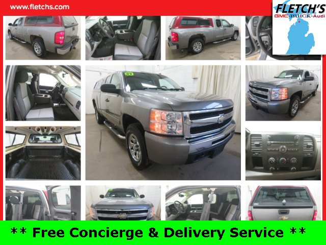 Used 2009 Chevrolet Silverado 1500 in Petoskey, MI