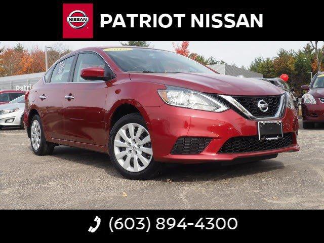 Used 2016 Nissan Sentra in Salem, NH