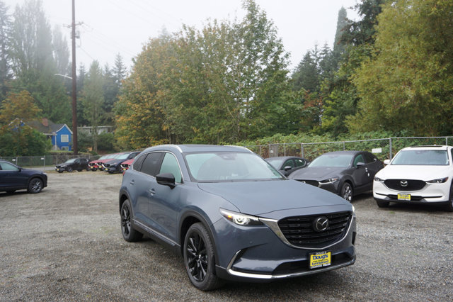 New 2021 Mazda CX-9 in Edmonds Lynnwood Seattle Kirkland Everett, WA