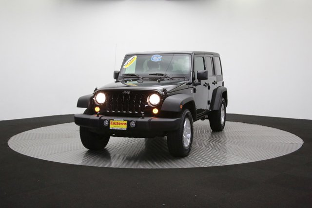 2016 Jeep Wrangler Unlimited for sale 124726 49