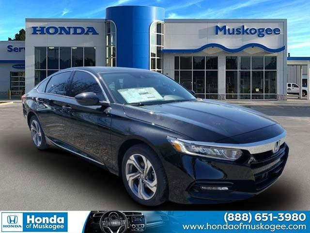 New 2020 Honda Accord Sedan in Muskogee, OK