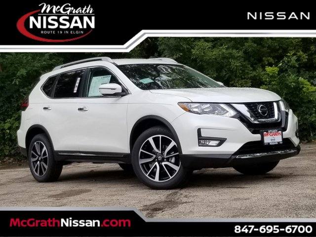 2020 Nissan Rogue SL AWD SL Regular Unleaded I-4 2.5 L/152 [6]