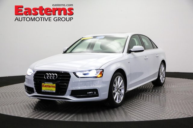 2016 Audi A4 Premium Plus 4dr Car
