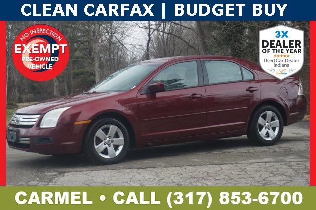 Used 2007 Ford Fusion in Indianapolis, IN