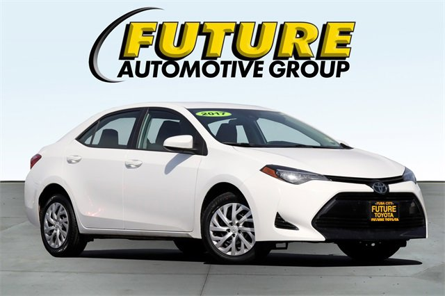 Used 2018 Toyota Corolla in Yuba City, CA