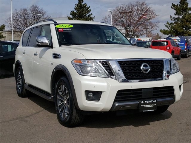 Used 2019 Nissan Armada in Fort Collins, CO