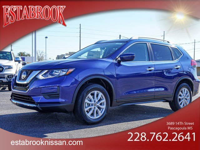 New 2020 Nissan Rogue in , MS