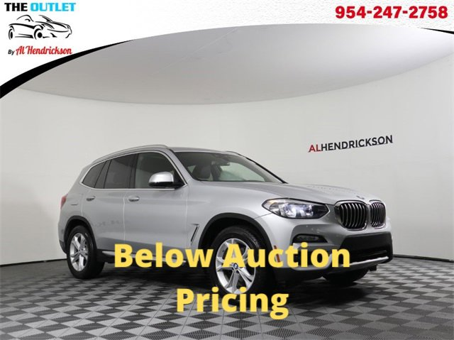 Used 2019 BMW X3 in Coconut Creek, FL