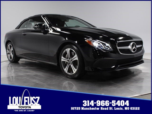 Used 2019 Mercedes-Benz E-Class in St. Louis, MO