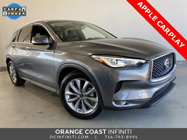 2020 INFINITI QX50 LUXE LUXE FWD Intercooled Turbo Premium Unleaded I-4 2.0 L/121 [5]