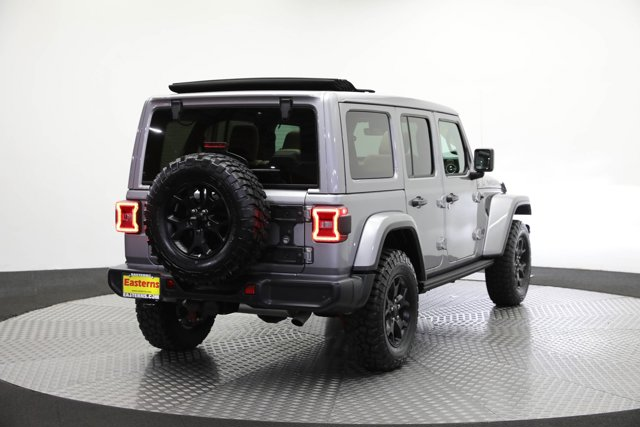 2019 Jeep Wrangler Unlimited for sale 125561 4