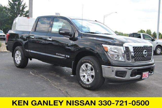 New 2019 Nissan Titan in , OH