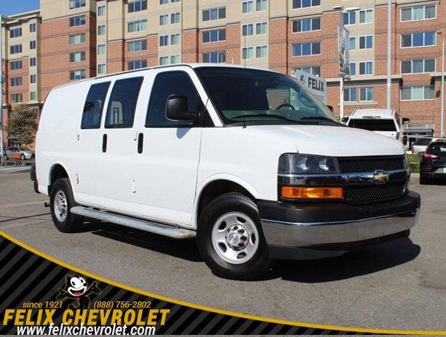26 Used Chevrolet Express Cargo Van in Stock Serving San