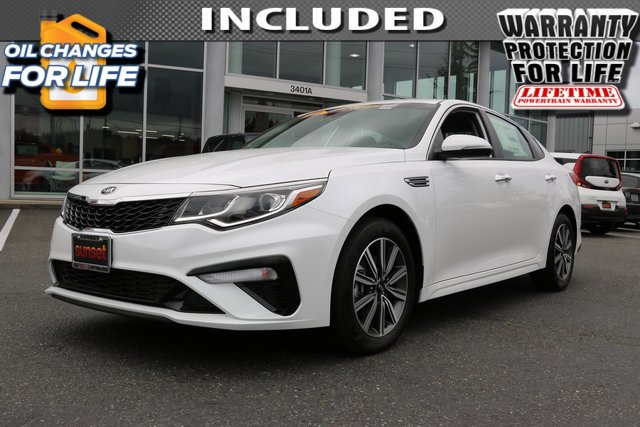 New 2019 KIA Optima in Sumner, WA