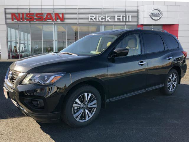 New 2019 Nissan Pathfinder in Dyersburg, TN