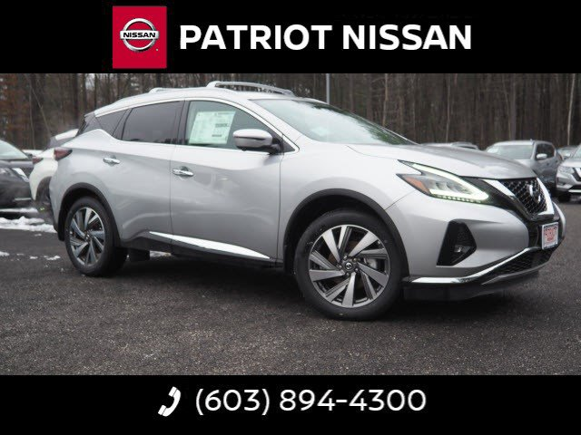 New 2019 Nissan Murano in Salem, NH