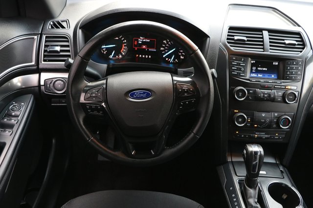 Used 2018 Ford Explorer XLT FWD