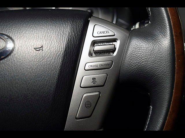 2015 INFINITI QX80 Driver Assist 8 Passenger AWD Navigation 26