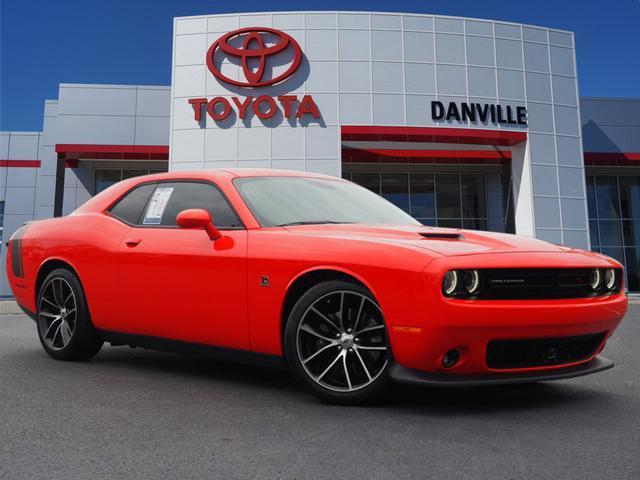 Used 2018 Dodge Challenger in Danville, VA