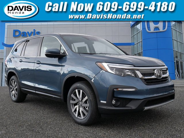 New 2020 Honda Pilot in Burlington, NJ